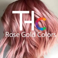 Rose Gold Colors